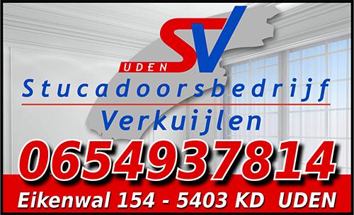 SV Uden Stucadoors