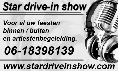Star Drive-in show Uden