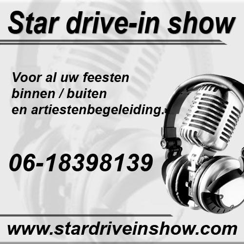 Star Drive-in show Uden