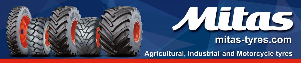 Mitas Tyres - Agricultural, Industrial and Motorcycle tyres
