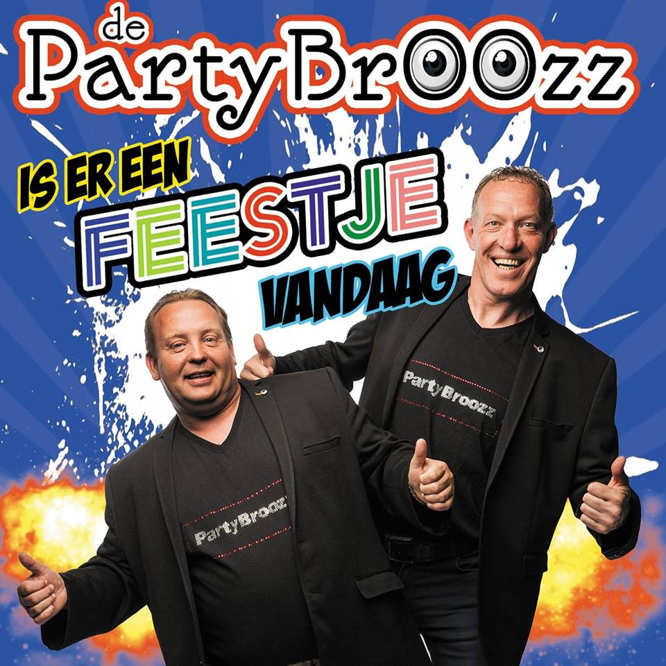 De PartyBroozz - Is er een feestje vandaag