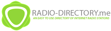 An easy to use directory of internet radio stations - radio-directory.me
