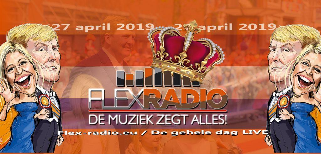 koningsdag flexradio