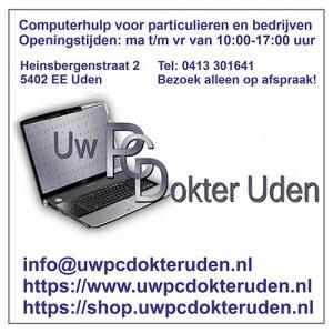 Uw PC Dokter Uden