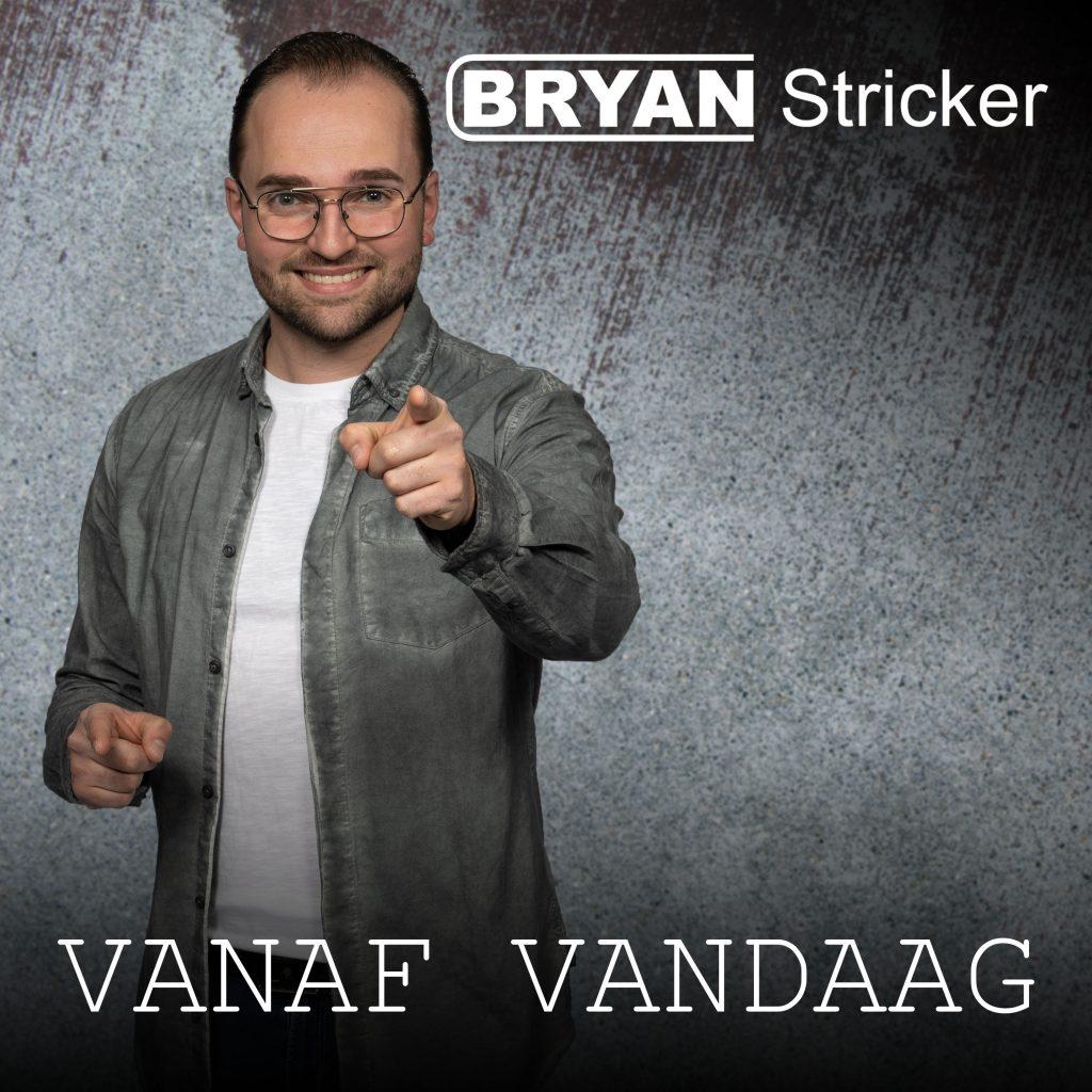 Bryan Stricker - Vanaf Vandaag (Radio Edit)