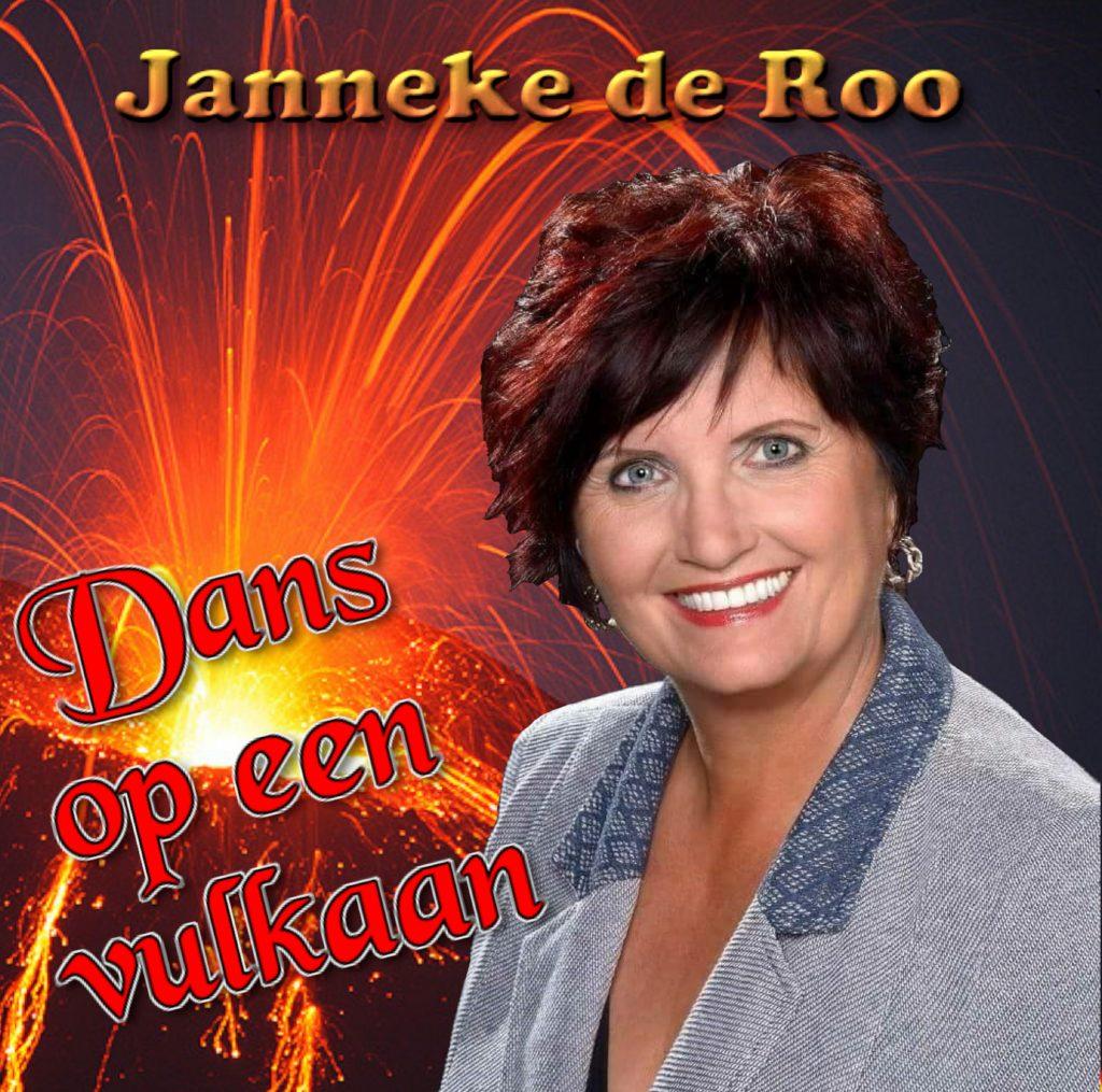 Janneke de Roo - Dans Op Een Vulkaan