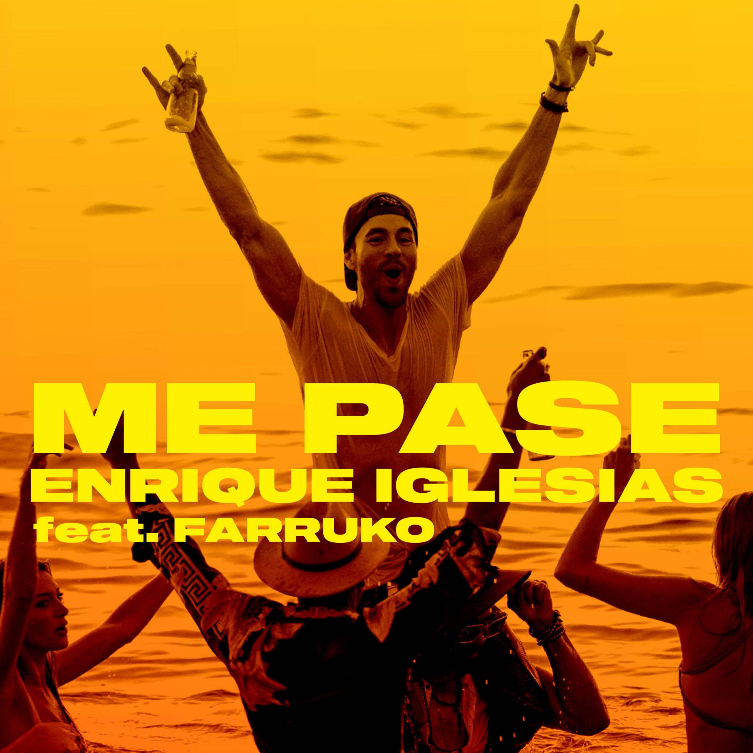 Enrique Iglesias ft Farukko - Me Pase